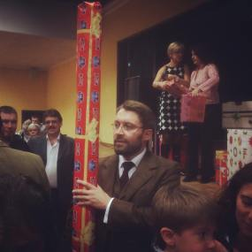 Arbre de Noël communal 2014