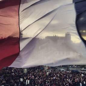 Manifestation républicaine du 11 janvier 2015