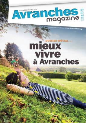 Avranches magazine n° 2, septembre 2014