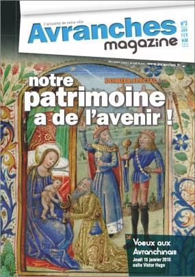 Avranches magazine n° 3, janvier 2015