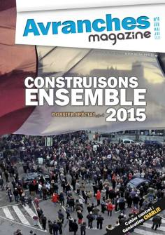 Avranches magazine n° 4, avril 2015
