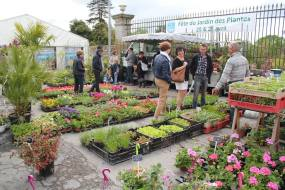 1ère fête du jardin des plantes, 25 et 26 avril 2015