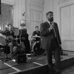 """Concert du jeudi"" à l'hôtel de ville, avec le groupe Undobar, le jeudi 28 mai 2015"