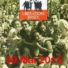 Liberation Day à Jersey, 9 mai 2015