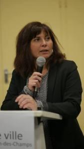 Marie-Noëlle Caccociola mettre d'oeuvre du Conseil citoyen