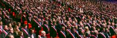 Assemblée générale de l'association des maires de France, Paris le 17 novembre 2015