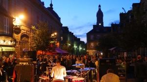 Fête de la musique 2015 à Avranches